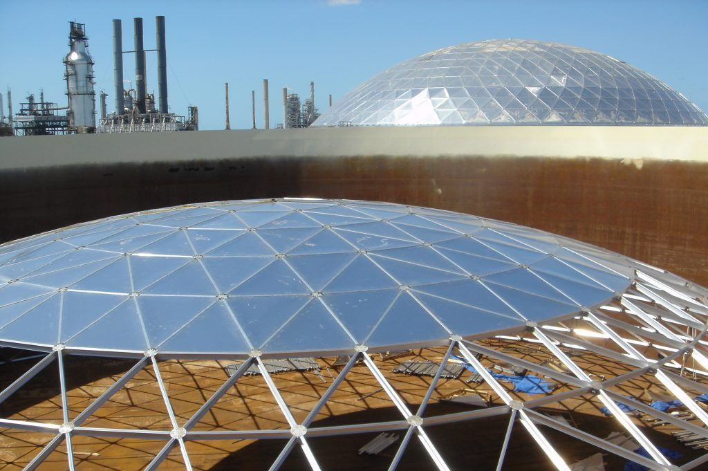 Diorca | Aluminium Geodesic Domes